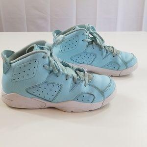 5af0329506a653 Nike Shoes - Nike Air Jordan 6 Retro GG VI Pantone Shoes A4